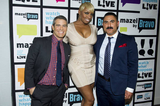 "Shahs of Sunset' Reza Farahan Slams Kenya Moore's African Prince: ""Something Doesn't Smell Right"" (VIDEO)"
