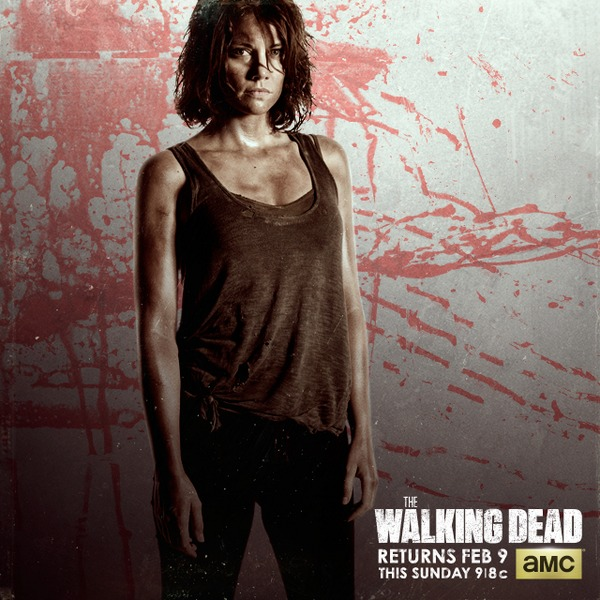 The Walking Dead Season 4: Maggie Will Be on Her Own For the First Time