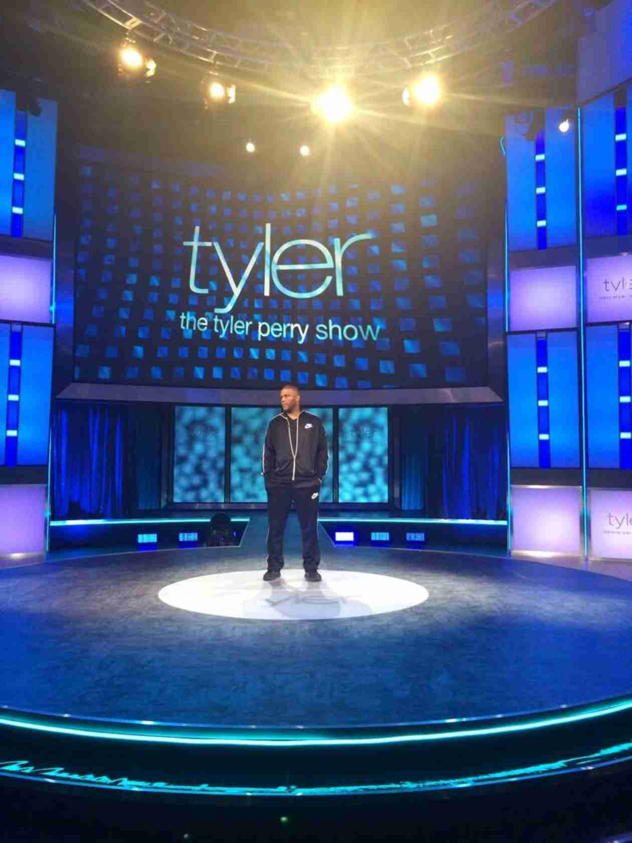 Tyler Perry Comes to TV With His Own Late Night Talk Show! (PHOTOS)
