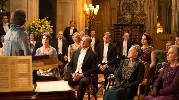 Downton Abbey Season 4's February 9 Episode: [SPOILER] Heads to America!