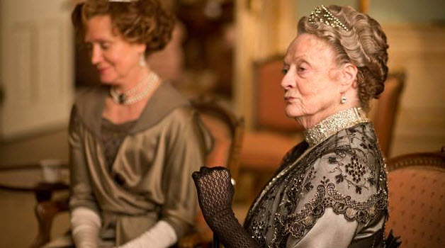 Downton Abbey Season 5: The Dowager Countess Set to Return!