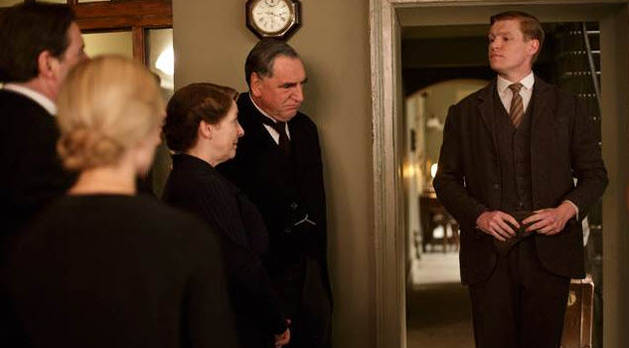 Downton Abbey Ratings Second Only to Super Bowl!