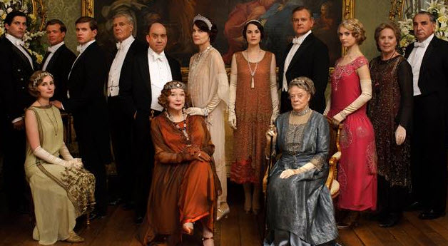 Downton Abbey Season 4 Finale: See the First Photo!