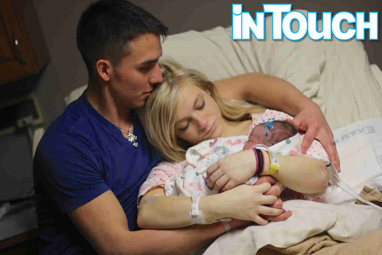 See Teen Mom 3′ Mackenzie Douthit's Baby Girl — Find Out All the Birth Details! (PHOTOS)