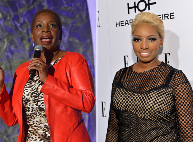Iyanla Vanzant Slams NeNe Leakes, Blames Her For Pillow Talk Party Fight!