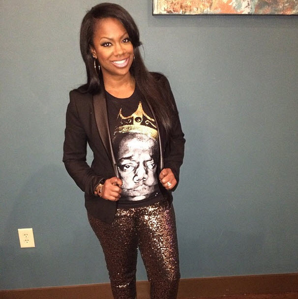 Kandi Burruss Debuts Fierce New Hairstyle — Love It or Leave It? (PHOTO)