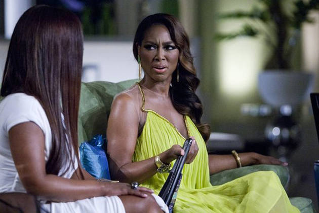 """Kenya Moore on Phaedra Parks's Alleged S&M Habit: """"I Think There's Some Truth to It"""""""