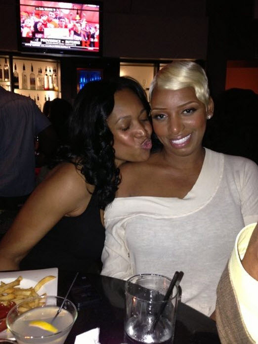 """NeNe Leakes Claims Bravo Didn't Want Marlo Hampton, Said """"She's Not Our Brand"""""""