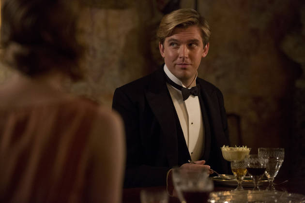 Does Downton Abbey Miss Dan Stevens? Not So Much, Says This Co-Star