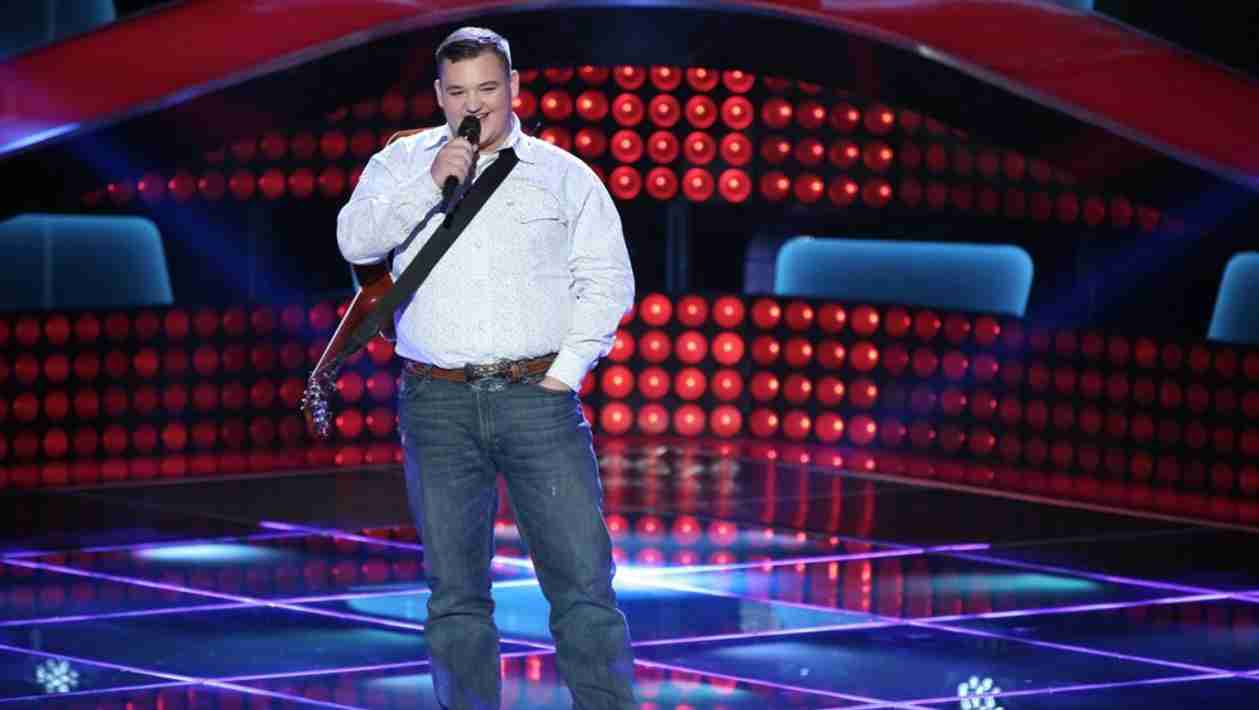 Watch Jake Worthington Sing on The Voice 2014 Season 6 Blind Auditions February 24, 2014 (VIDEO)