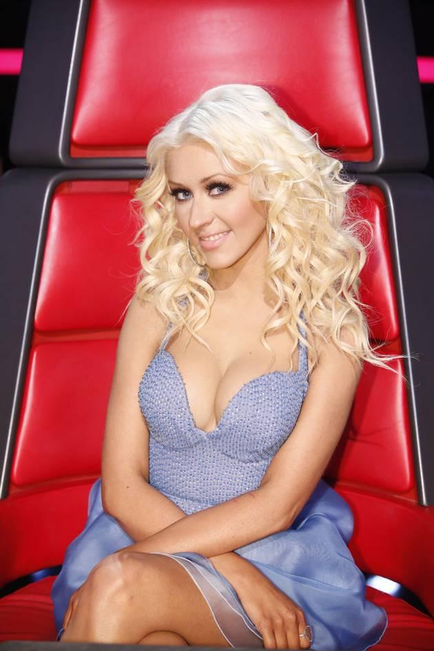The Voice Season 7: Will Christina Aguilera Return? The Results Are In!