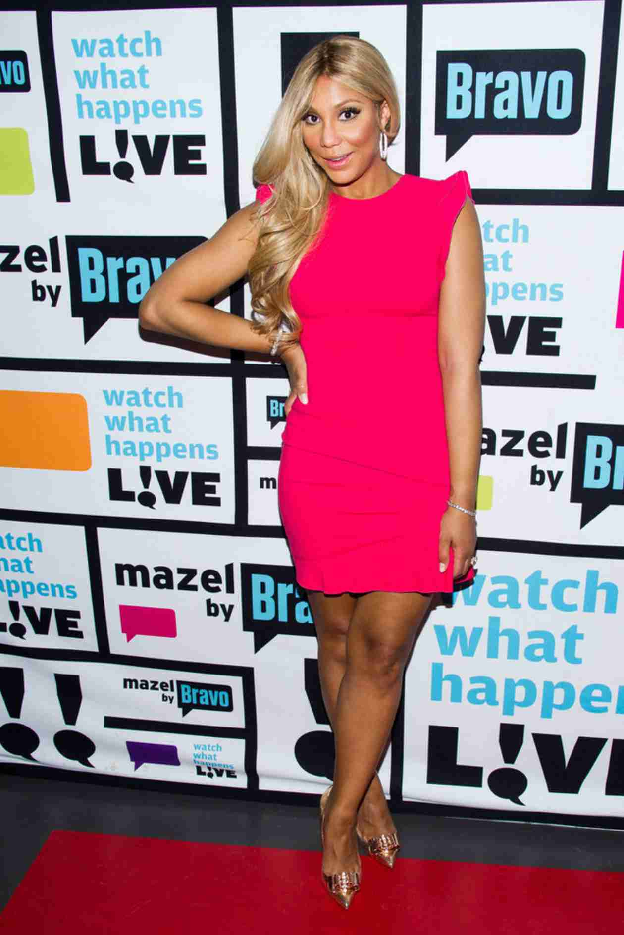 Are Tamar Braxton and Sister Towanda Braxton Still at Odds? Tamar Says… (VIDEO)