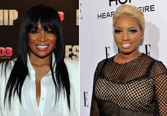 "Marlo Hampton Disses NeNe Leakes's Hair, Calls It a ""Bad Toupee""!"
