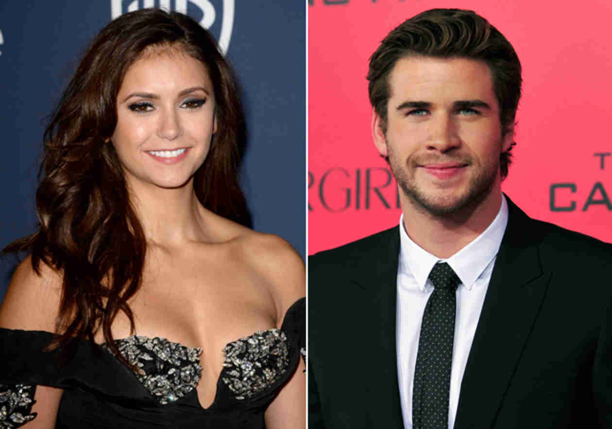 Here's Why Liam Hemsworth Would Be Perfect For Nina Dobrev