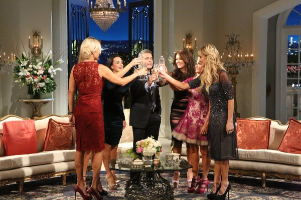 Andy Cohen Reveals Secrets of Housewives Reunion Seating (VIDEO)