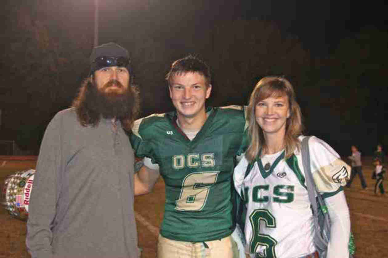 Who Is Reed Robertson? 3 Things to Know About the Duck Dynasty Rising Star