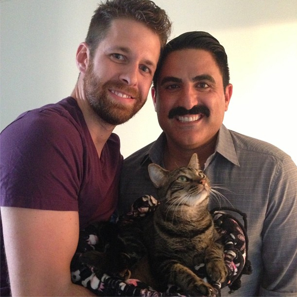Shahs of Sunset Star Reza Farahan Engaged to Adam Neely