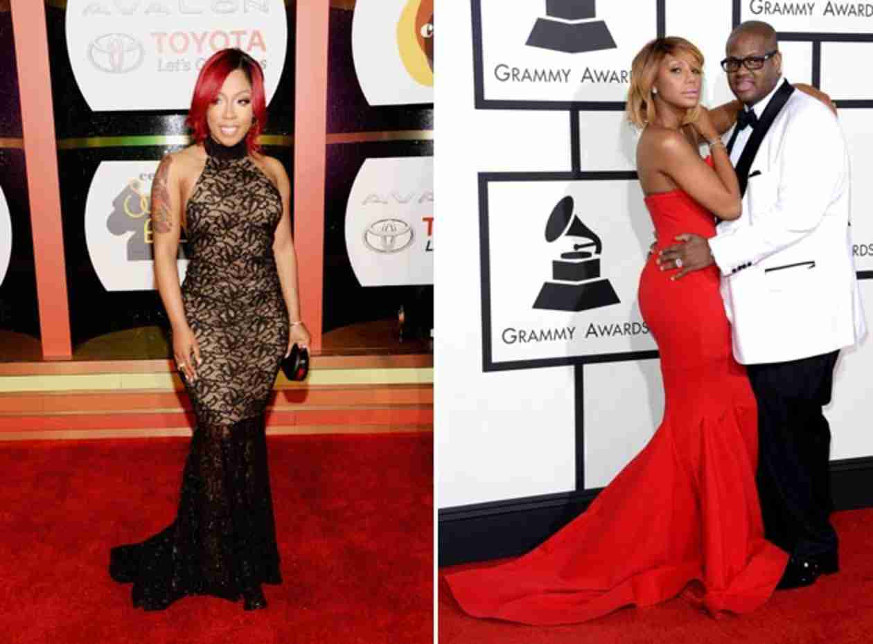 "K. Michelle Covers Tamar Braxton's ""She Can Have You"" — Is the Feud Over? (VIDEO)"