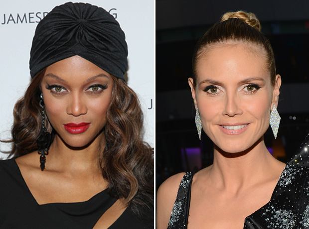Which Supermodel Is Worth More: Tyra Banks or Heidi Klum?