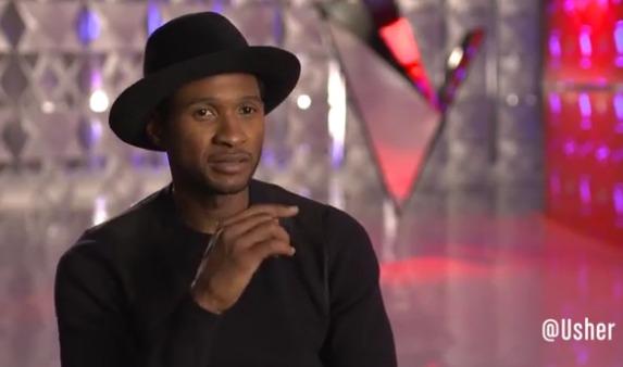 The Voice Season 6 Sneak Peek: Usher Disses Blake Shelton (VIDEO)