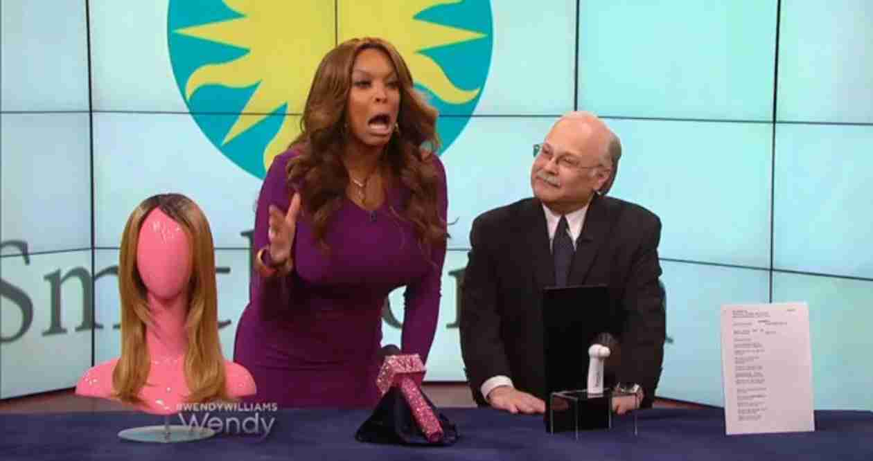 Wendy Williams Gives Away Some of Her Glam — to the Smithsonian!