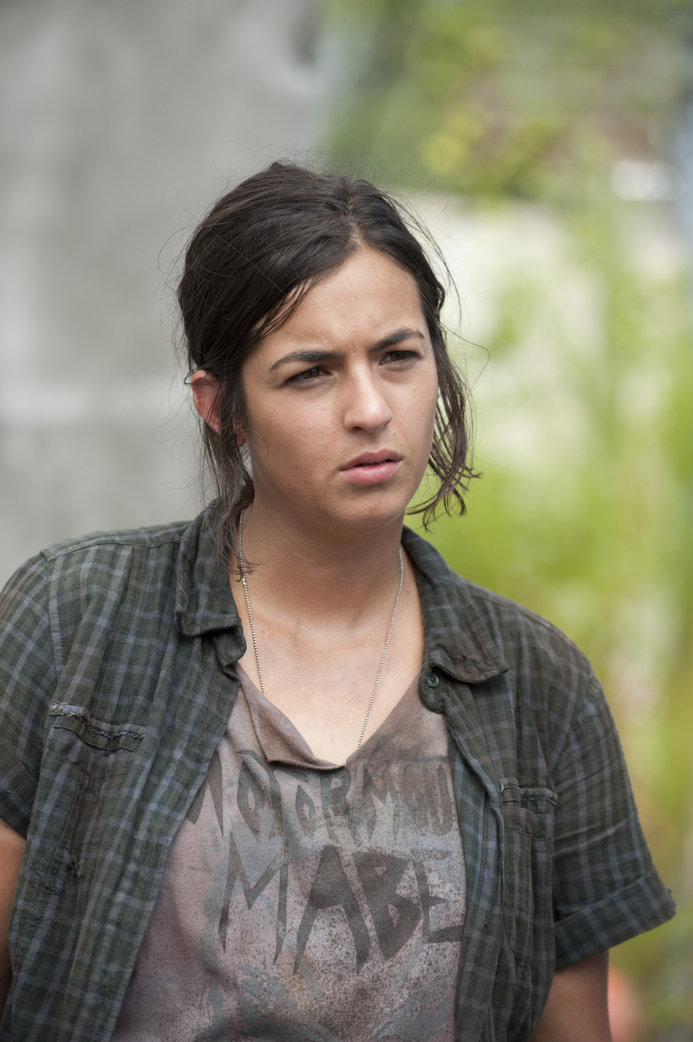 The Walking Dead Season 4: Will Tara Chambler Fit in With Team Prison? Alanna Masterson Says… (VIDEO)
