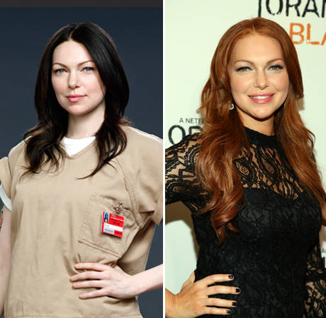 "Orange Is The New Black: Laura Prepon Returning For ""Most"" of Season 2"