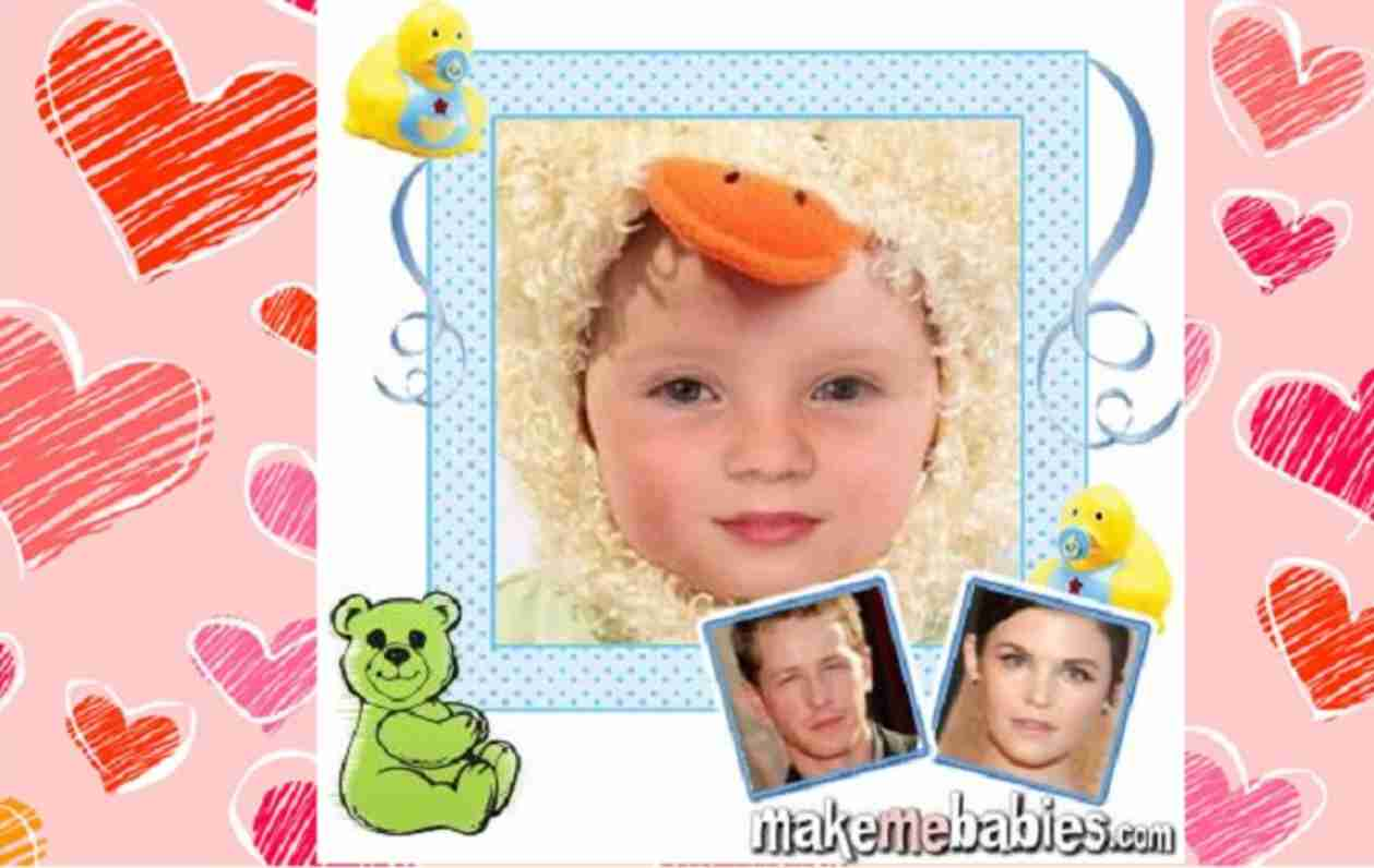 This Is What Ginnifer Goodwin and Josh Dallas's Baby Might Look Like (PHOTO)