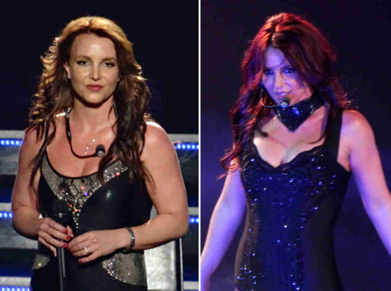 Britney Spears Dyes Her Hair Red… Just Two Weeks After Going Brunette