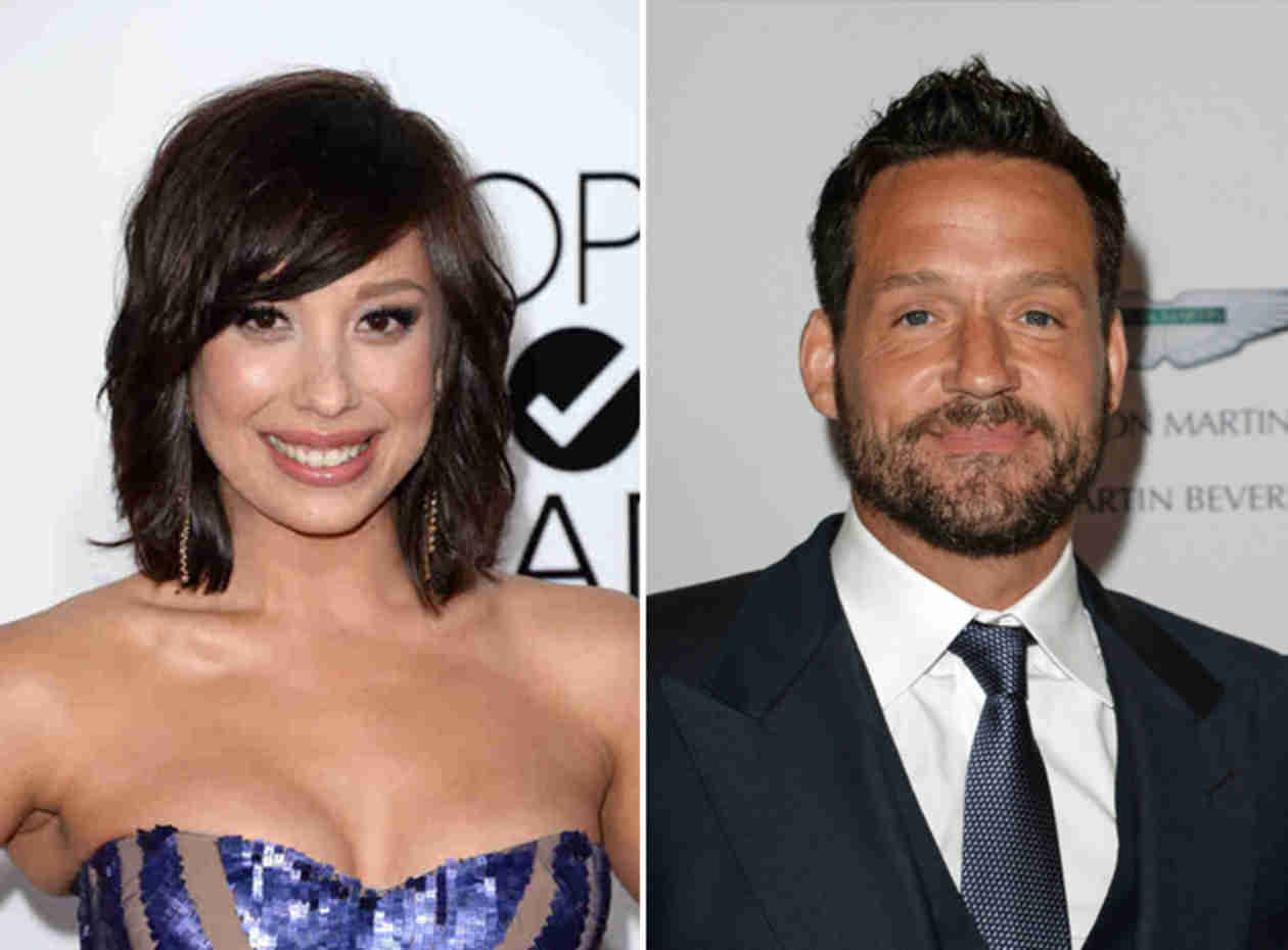 Cheryl Burke Dating Cougar Town's Josh Hopkins! — Report