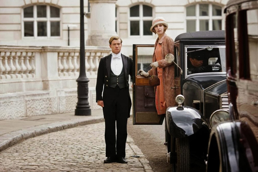 Downton Abbey February 9 Spoiler: News of Edith's Lover, Michael Gregson!