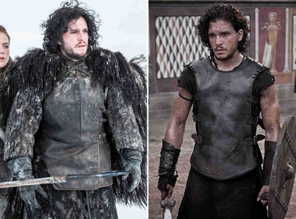 Kit Harington's Ab-Tastic Pompeii Transformation: Jon Snow Got Buff! (PHOTO)
