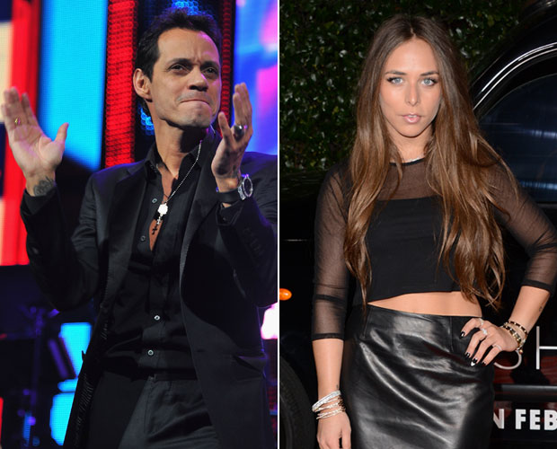 Marc Anthony Splits With Girlfriend of One Year, 21-Year-Old Topshop Heiress Chloe Green