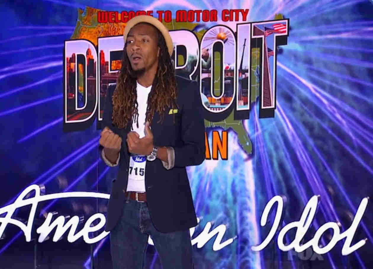 "Watch Maurice Townsend Sing ""Wrecking Ball"" n American Idol 2014 Hollywood Week Finals — February 12, 2014"