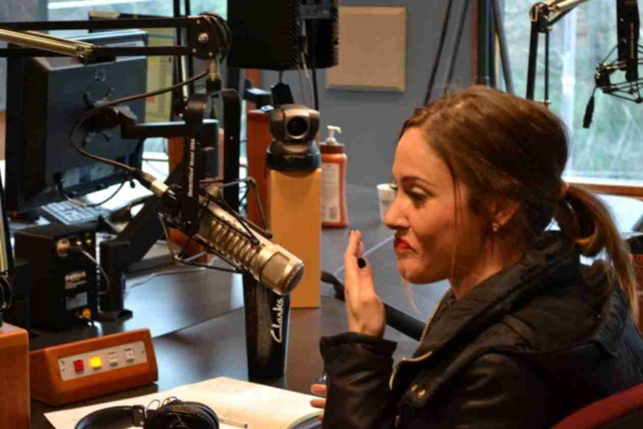 Molly Mesnick Forced to Do WHAT on Live Radio Show? YUCK!