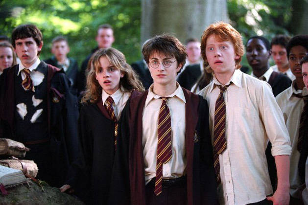 J.K. Rowling's Harry Potter Regret: Hermione Should've Married Harry, Not Ron (What About Ginny?!)