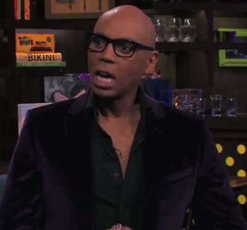 "Was RuPaul Offended by NeNe Leakes's Use of the Word ""Queen""? (VIDEO)"
