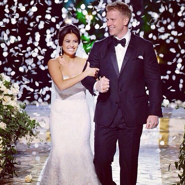 See Sean Lowe and Catherine Giudici's Wedding Bands! (PHOTO)