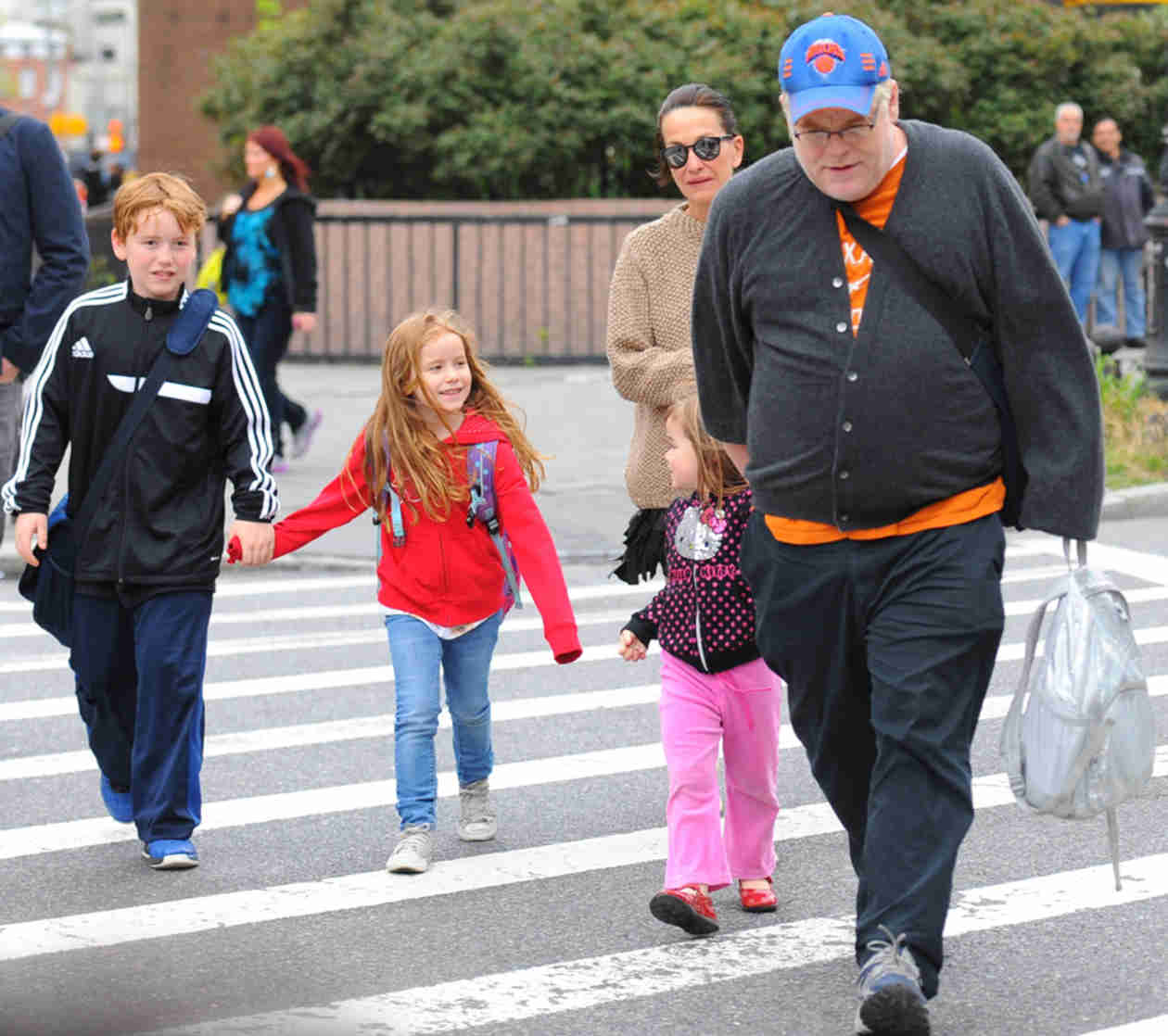 How Old Are Philip Seymour Hoffman's Kids?