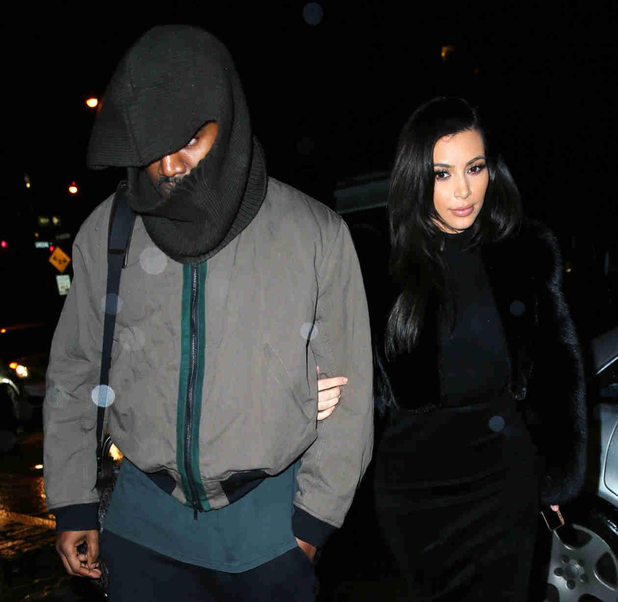 Did Kim Kardashian Dye Her Hair Even Darker? See Her Black 'Do (PHOTOS)