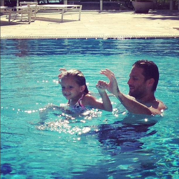 juan pablo galavis and camila swim juan pablo galavis and camila swim    Juan Pablo Daughter