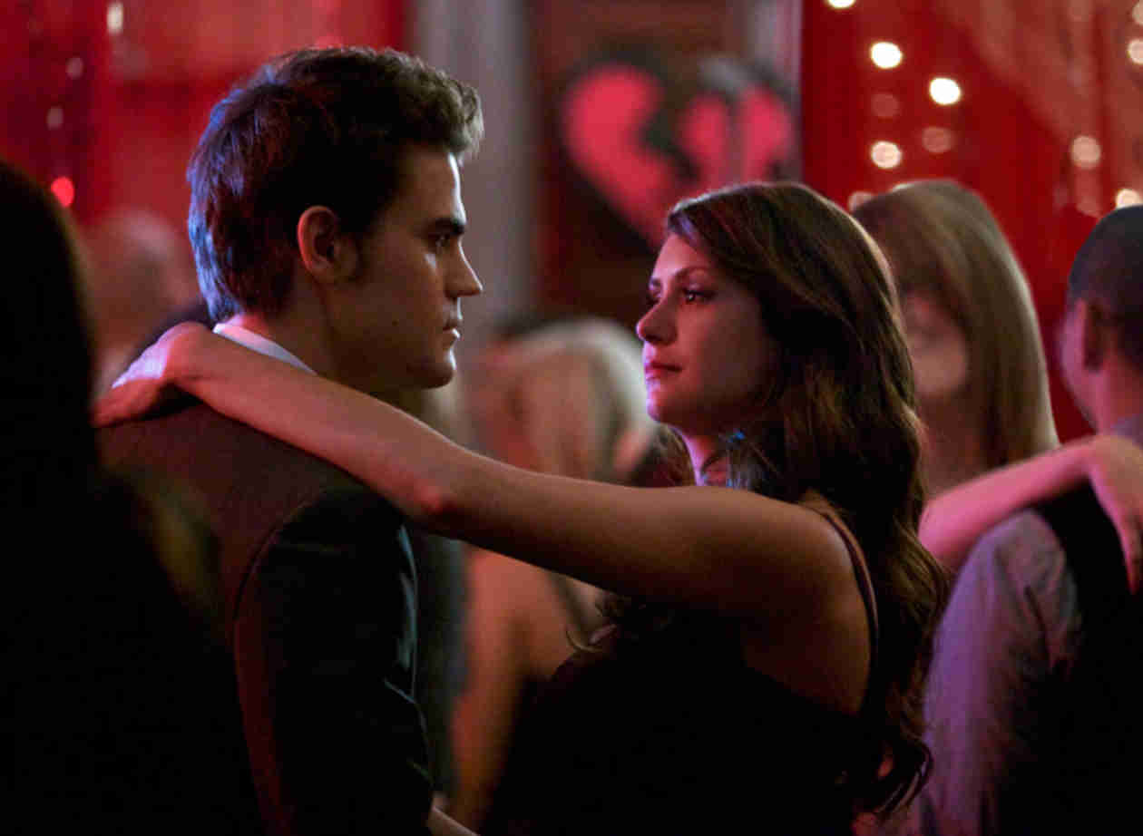 Vampire Diaries Burning Question: Is There Hope For Stefan and Katherine?