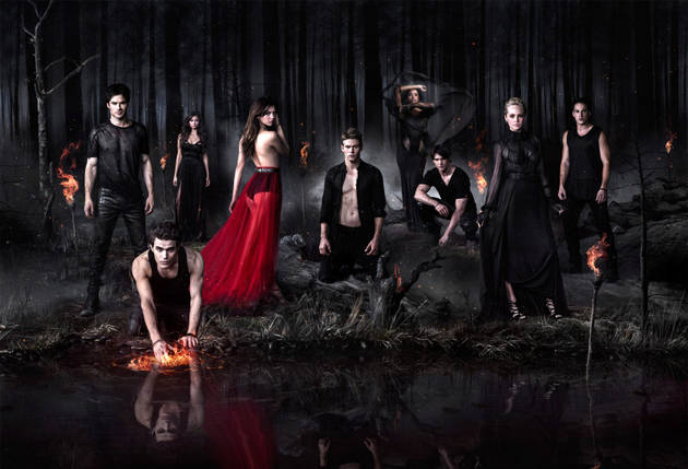 The Vampire Diaries Renewed For Season 6