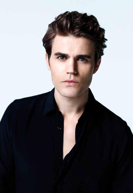 Check Out Vampire Diaries' Paul Wesley Behind the Camera (PHOTO)