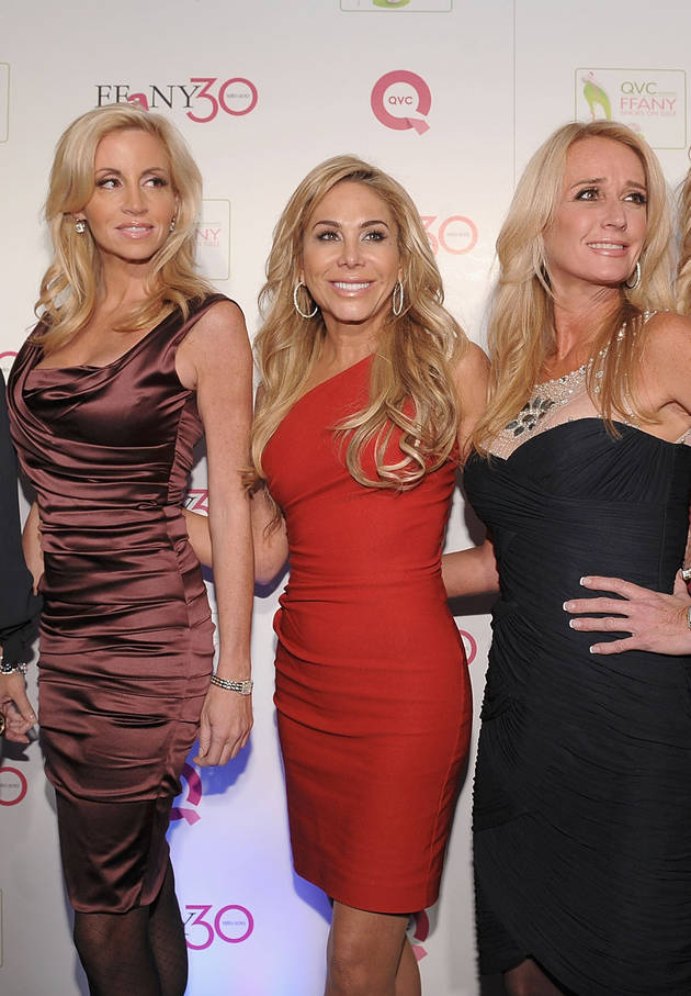 Camille Grammer and Adrienne Maloof's Reps Deny Rumors They're Returning to RHoBH