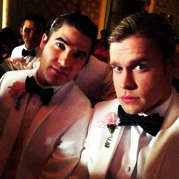 """Glee Spoilers: Which Characters Hook Up in """"Bash""""?"""