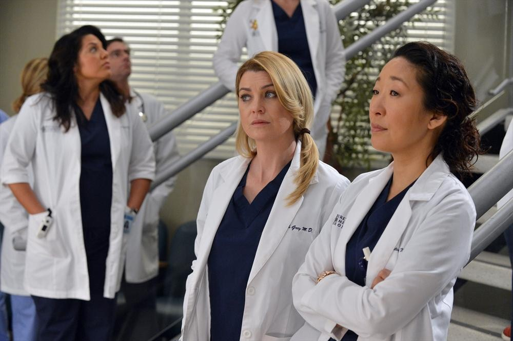 """Grey's Anatomy Season 10, Episode 14 Review: What Did You Think of """"You've Got to Hide Your Love Away""""?"""