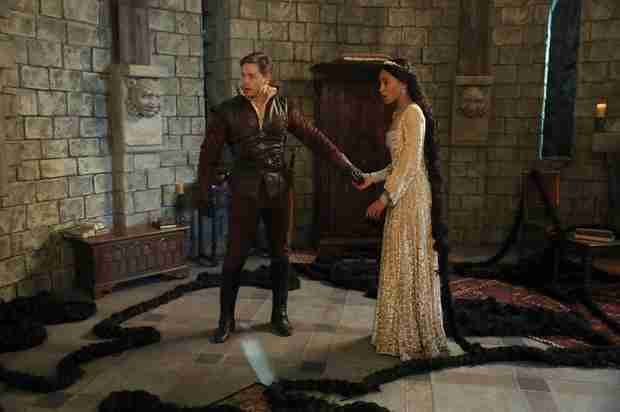 """Once Upon a Time Recap: Season 3, Episode 14 — """"The Tower"""""""