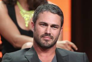 Former Vampire Diaries Star Taylor Kinney Goes Shirtless For Polar Plunge