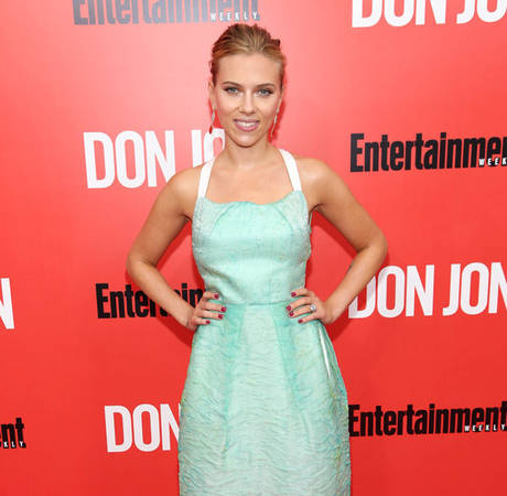 Scarlett Johansson Steps Out For the First Time Since Pregnancy Announcement — See the Pics!